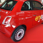 L'esperienza del car sharing di Enjoy